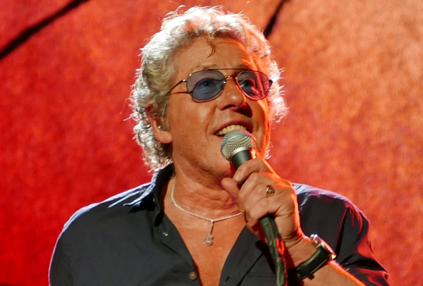 'Who' Frontman Daltrey Scolds Weed Smokers