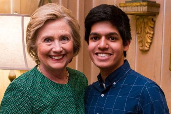 Muslim Teenager Uses Black Lives Matter to Shoehorn His Way Into Stanford