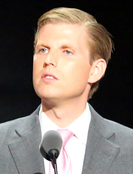 Eric Trump Runs Into NYC Traffic to Rescue Woman