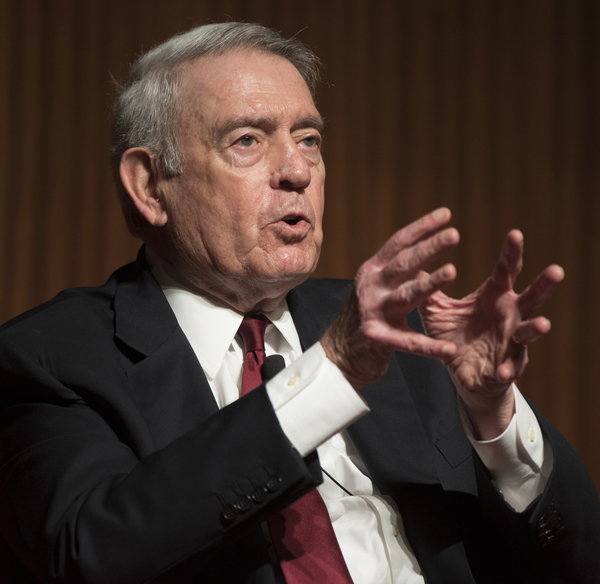Dan Rather Reveals Why Media Struggles to Cover Trump