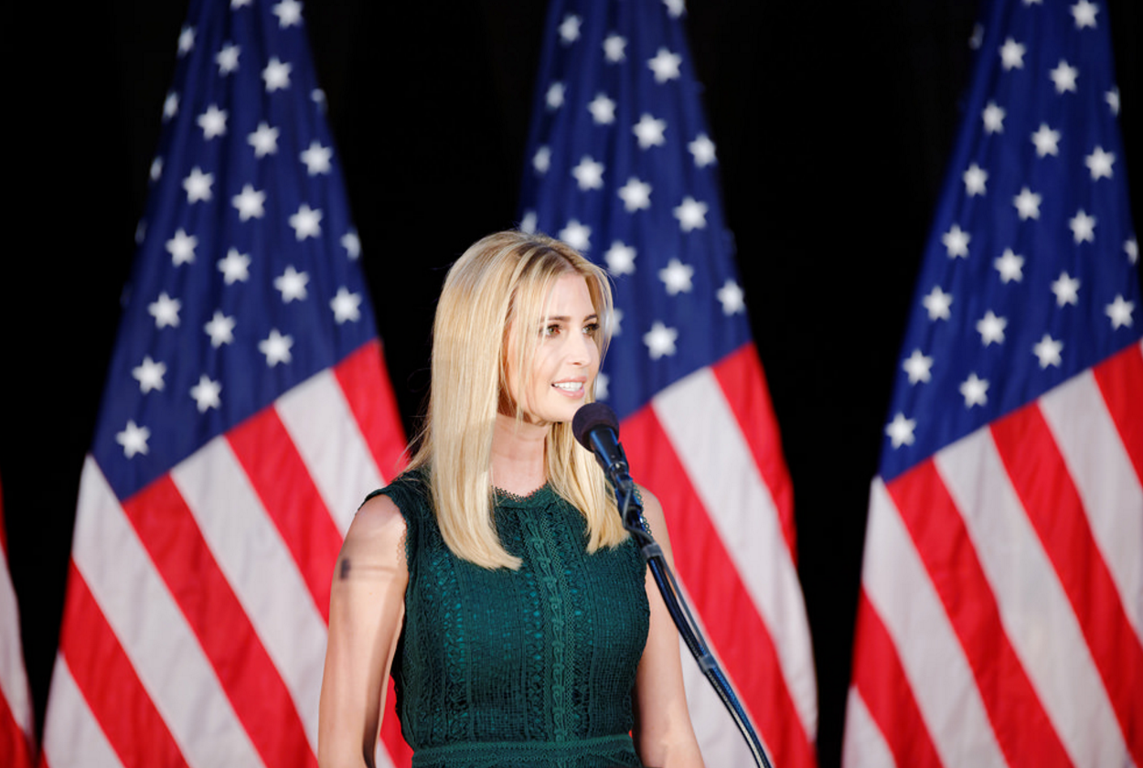 How Ivanka Trump is Keeping Up With the Kardashians—And Then Some