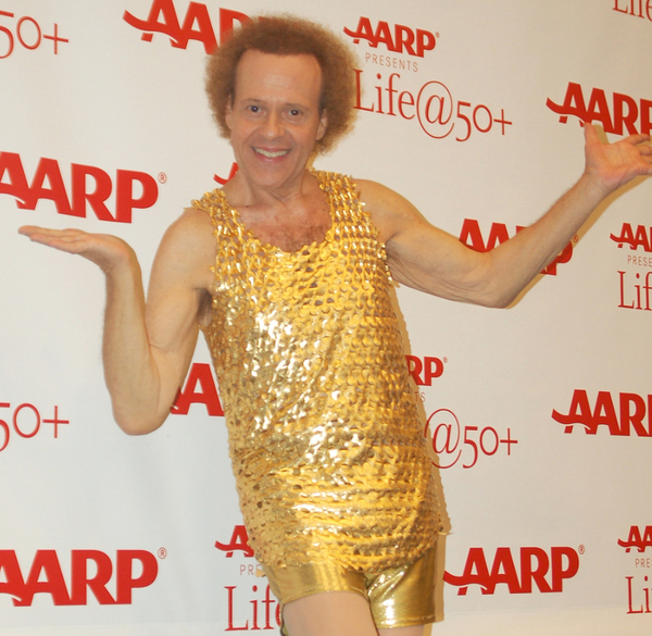 Richard Simmons Sues the National Enquirer for Story About Purported 'Sex Change'