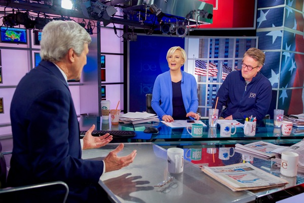 Report: 'Morning Joe' Staffers Have Had it With Joe and Mika