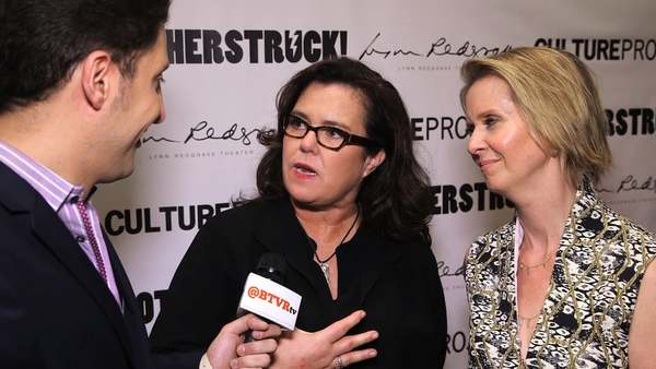 Rosie O'Donnell 'Seriously Concerned' About Surviving Trump's Presidency