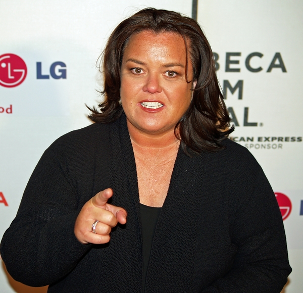 Rosie O'Donnell Goes to the White House