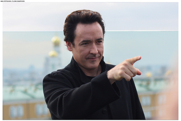 John Cusack Slams Trump Supporters and Refuses to Stand for Military Salute