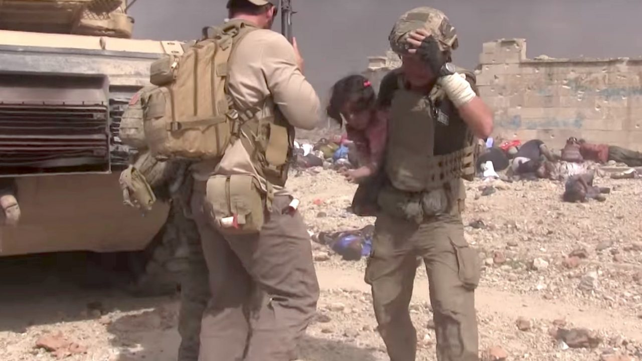 How This Special Forces Operator Saved a Girl from ISIS—And the Bible Verse He Credits For It