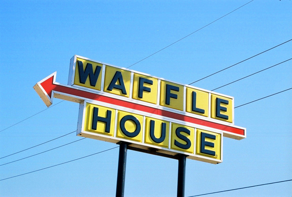 This Celebrity Just Left an Enormous Tip at Waffle House