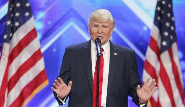 WATCH: This America's Got Talent Contestant is Trying to Make America Great Again