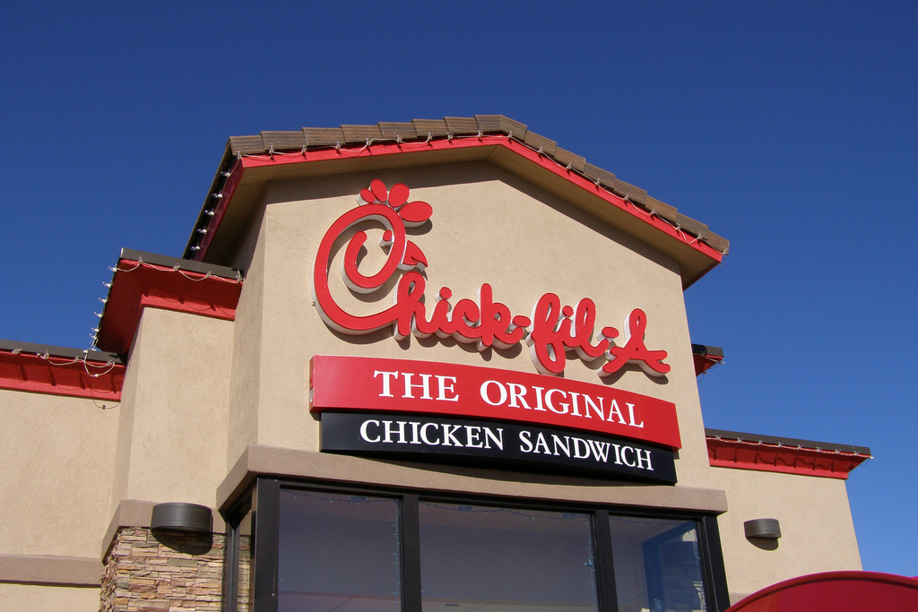 Chick-Fil-A Just Did Something Awesome For Our Military Heroes