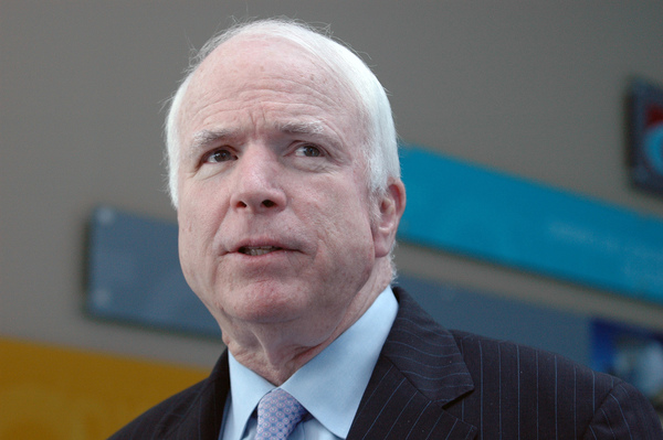 Democrats' Disgusting Reaction to John McCain's Senate Return
