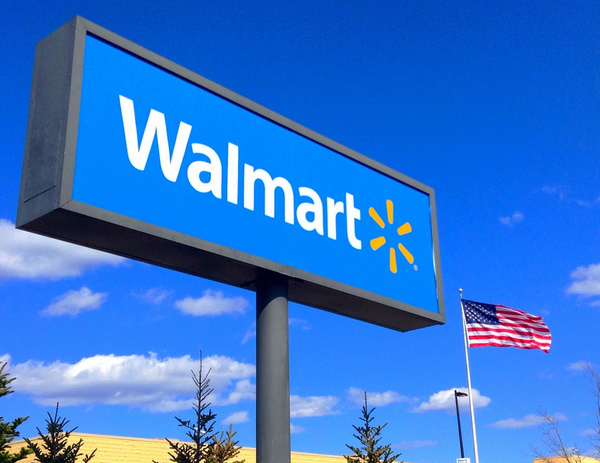 Walmart Under Fire For Back-To-School Display