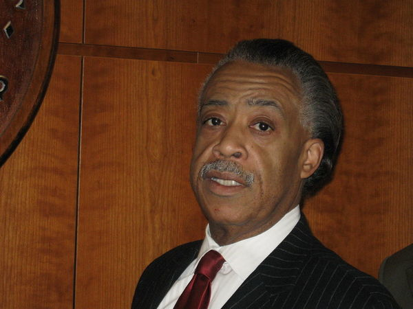 Al Sharpton Slapped With the Facts