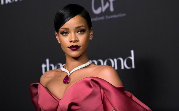 Rihanna Claims President Trump Is 'Most Mentally Ill Human Being In America'