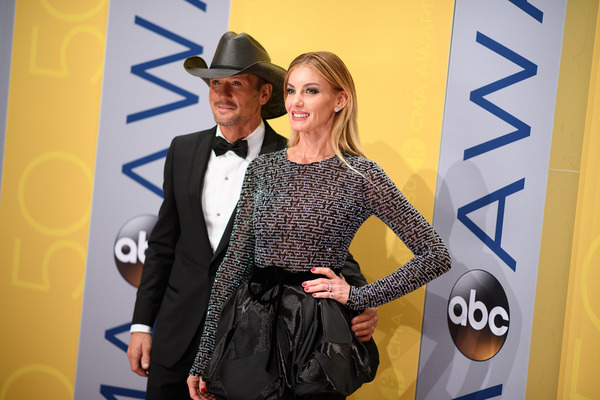 Faith Hill's Message to the NRA