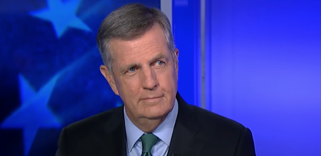 Brit Hume Makes Denial About Totally Bizarre Trump Accusation