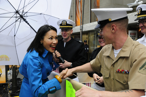 REPORT: Former Co-Host Ann Curry Could Destroy Matt Lauer With What She Knows