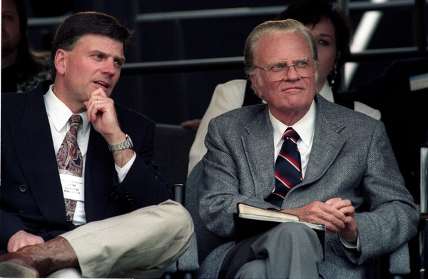 Rev. Billy Graham Dead at 99