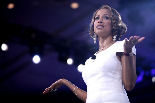 Stacey Dash Gets Bailed Out By Husband After Assaulting Him