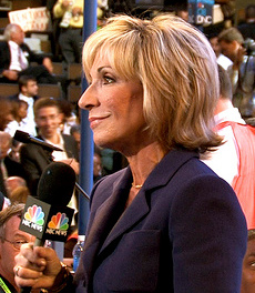 Andrea Mitchell Scores Job for Ex-Trump Staffer