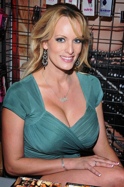 Stormy Daniels Gets Back to Work