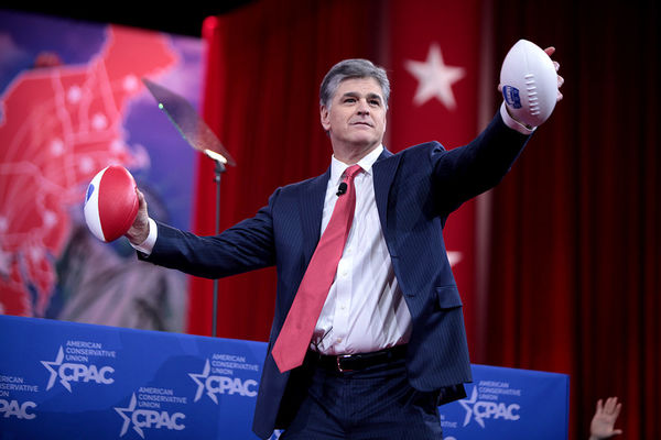 Sean Hannity Makes a Big Correction About His Relationship With Donald Trump