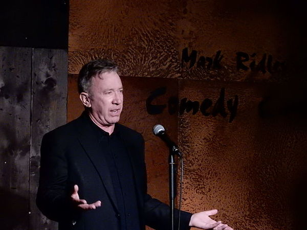 Tim Allen Dishes On Trump