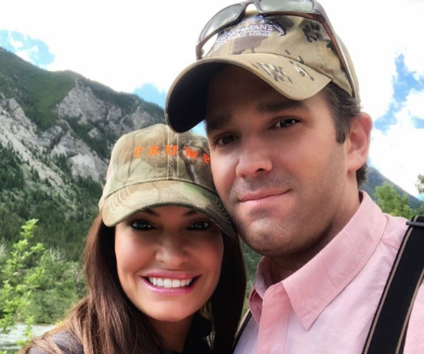 Don Jr. And Kimberly Guilfoyle Expose ' View' Co-Host Joy Behar's Blackface Hypocrisy On Live TV