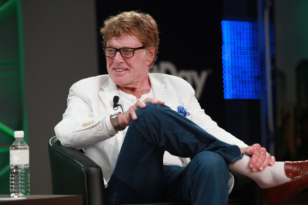 Robert Redford's Shocking Announcement