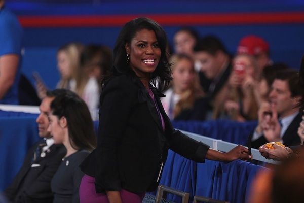 Omarosa Releases Another Trump Tape