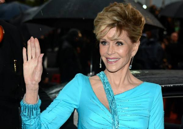 Jane Fonda Claims Those Who Aren't On Board With Radical Left Wing Climate Change Agenda Should Be Tried Like Nazi War Criminals