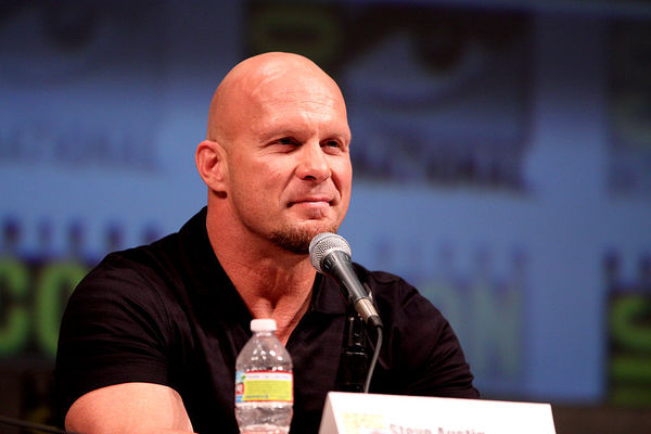 WWE Legend Steve Austin is Sober