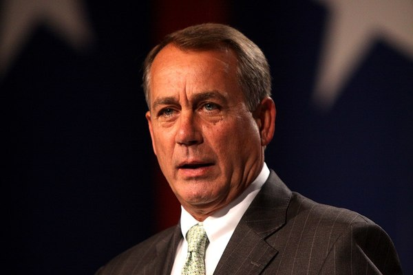 Ex-Speaker Boehner Writing Book