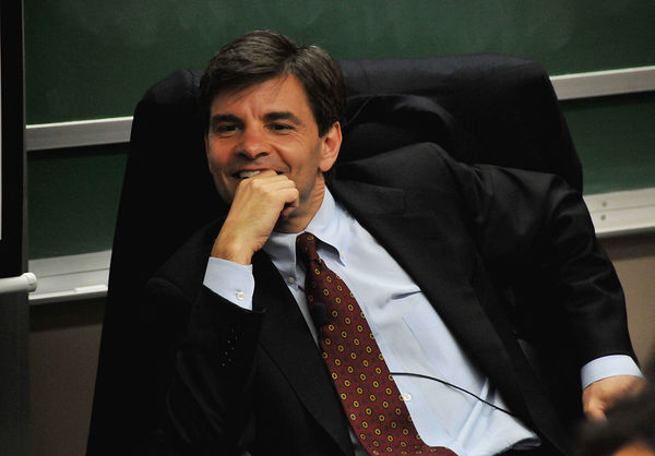 George Stephanopoulos Signs Multi-Million Dollar Deal