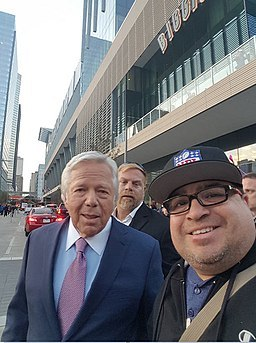 NFL Owner Robert Kraft Charged With Soliciting Sex