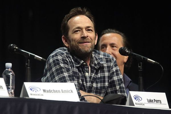 Actor Luke Perry Passes Away From Stroke