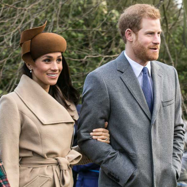 Meghan Markle and Prince Harry Considering Move to Africa