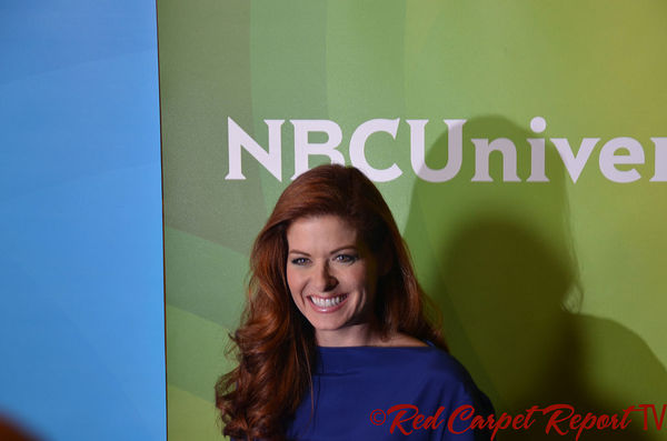 Actress Debra Messing Attacks U.S. Army