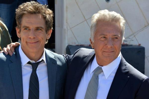 Ben Stiller Advocates for Syrian Refugees on Capitol Hill