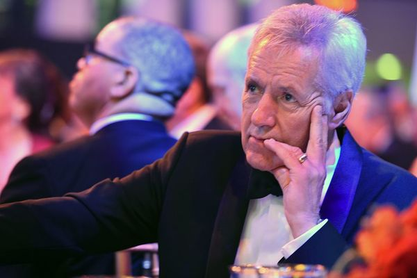 Trebek Reveals Painful Struggle With Cancer