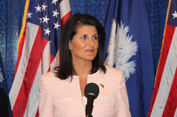 Is Trump Swapping Pence For Haley?