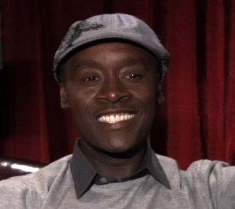 Don Cheadle Claims Trump Could Call Supporters Racial Slur And Not Lose Votes