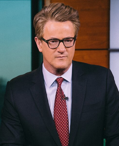 Joe Scarborough Melts Down,  Asks Jesus to Forgive Him For Being A Republican