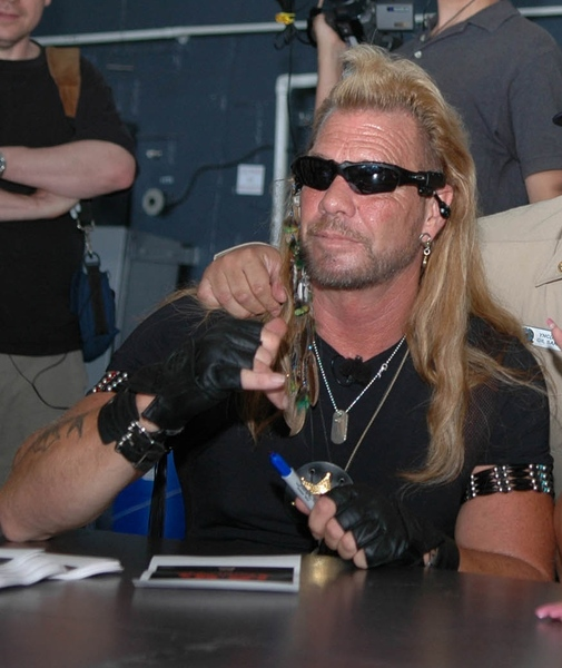 Dog The Bounty Hunter To Burglar: 'I'm Coming For You'