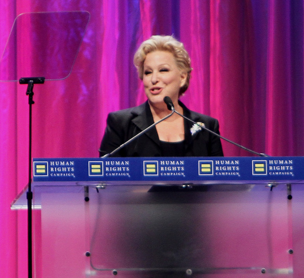 Bette Midler Attacks Melania With Ultra-Vulgar Poem