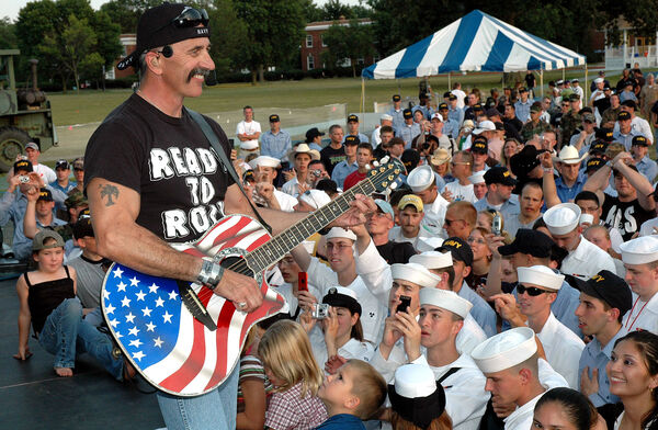 #4: 'Where The Stars & Stripes & The Eagle Fly' By Aaron Tippin