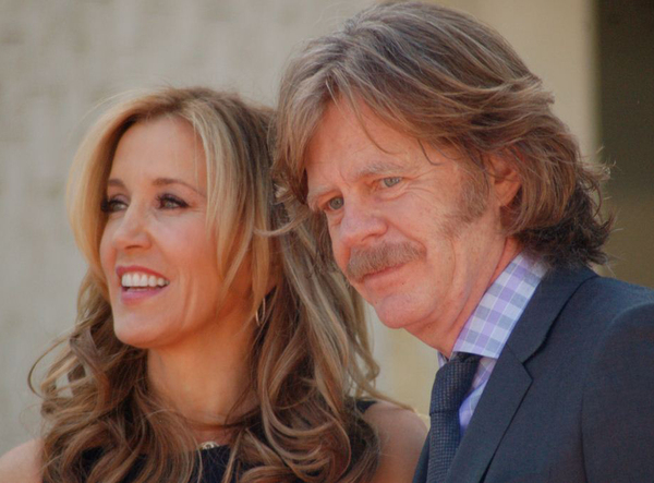 Felicity Huffman Arrives At Court For Bribery Case
