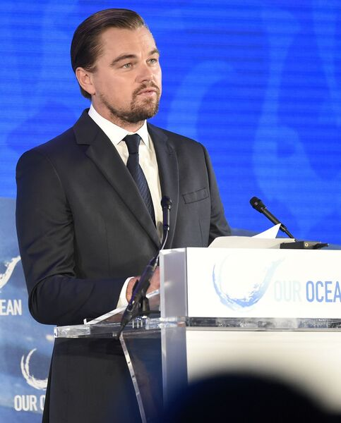 Brazil's President Blames Leonardo DiCaprio For His Country's Forest Fires