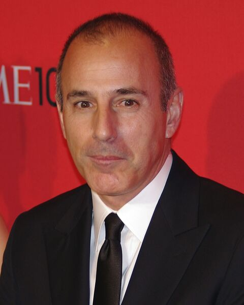 Matt Lauer And His Former Co-Host No Longer On Speaking Terms After Rape Allegation