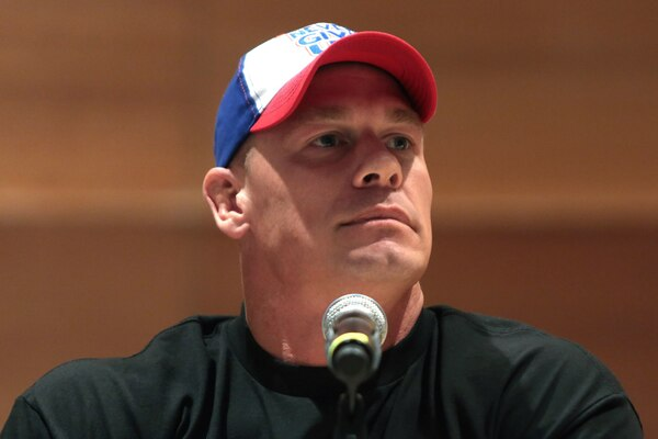Wrestling Star John Cena To Donate $500,000 To California First Responders